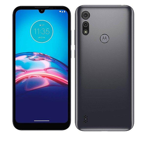 Smartphone Motorola E6s 32GB XT2053 Cinza Titanium