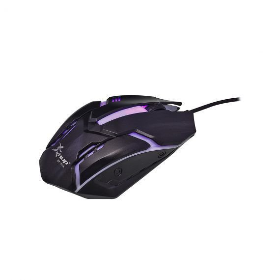 MOUSE KP-V15 KNUP C/ FIO PRETO