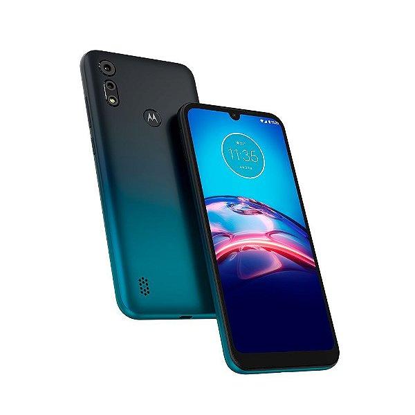 SMARTPHONE E6S XT2053 MOTOROLA 32GB AZUL NAVY