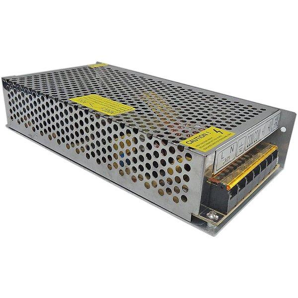 FONTE 12V10AMP MXT 12V 10A (+)- 39.1.131