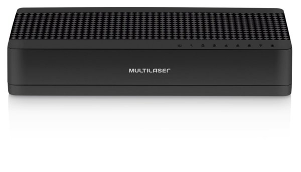 Switch Multilaser 8 Portas 10/100Mbps RE308