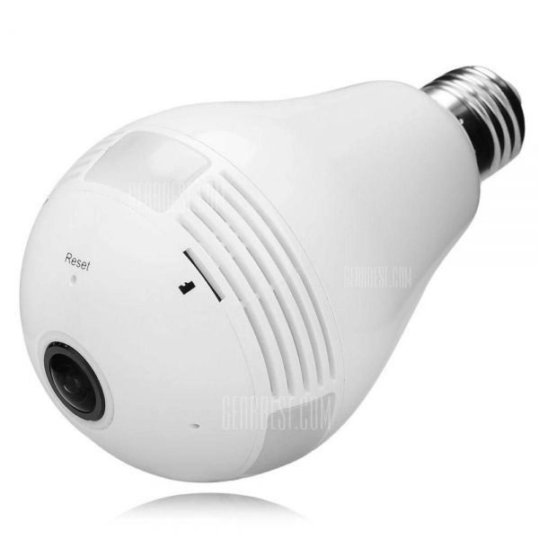 CAMERA IP VR-V380-V9-X LAMPADA