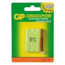 BATERIA P/ TELEFONE S/ FIO GPRHC063N093 GP U135