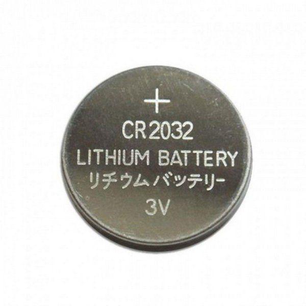 PILHA BOTAO CR2032 3V GREEN (CADA)