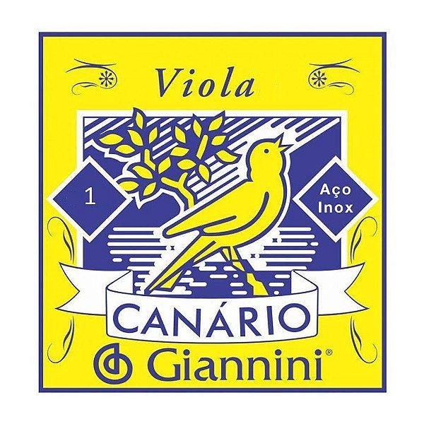 1ª Corda de Aço para Viola com bola Canario GESVB1