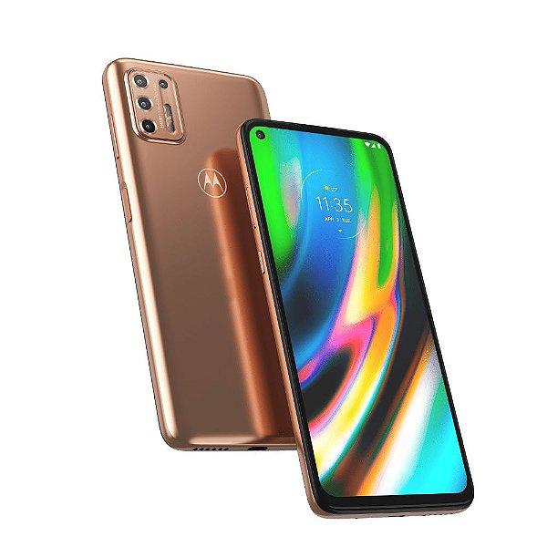 Smartphone Motorola G9 Plus 128GB XT2087 Rose