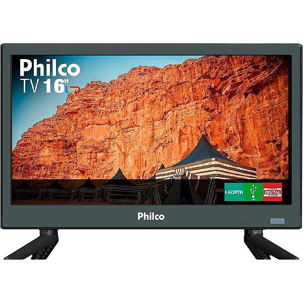 LED TV PTV16S86D PHILCO 16''
