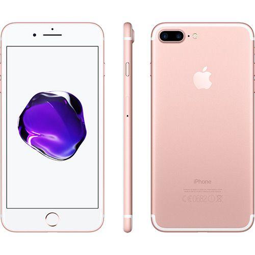 IPHONE 7 PLUS 32GB OURO-ROSA