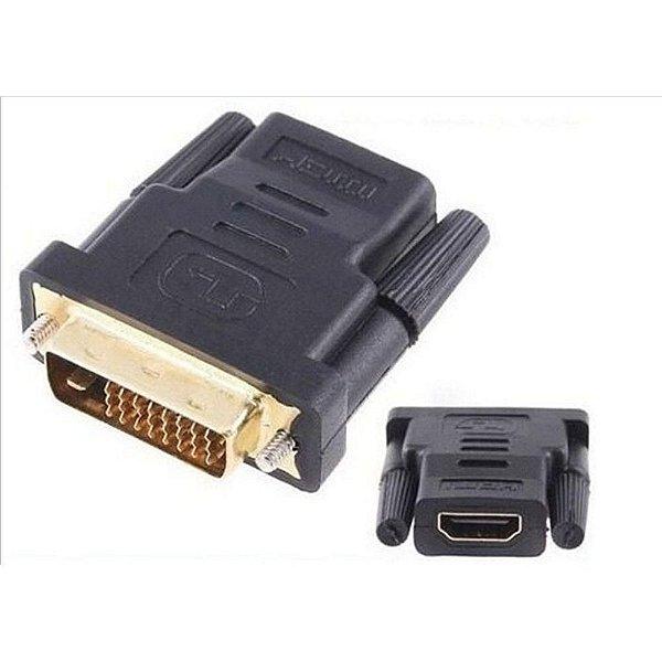 ADAPTADOR LE-3081 LELONG HDMI F X DVI M MXT