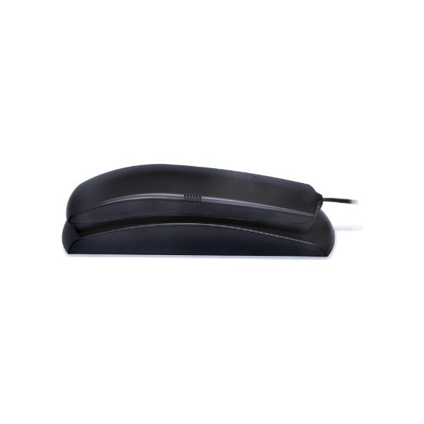 TELEFONE TC-20 INTELBRAS GONDOLA PRETO COM  FIO