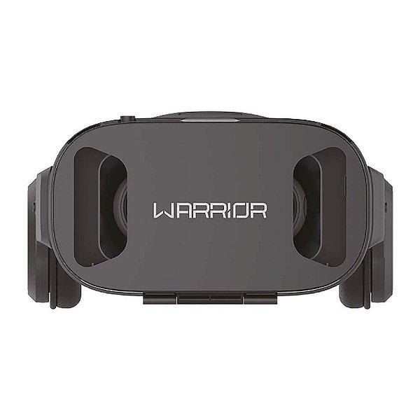 OCULOS VR JS086 MULTILASER WARRIOR C/ HEADPHONE