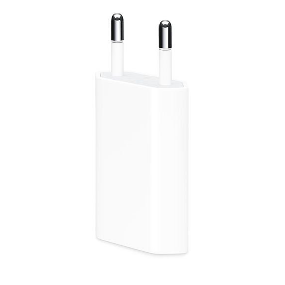 CARREGADOR APPLE USB MD813ZM/A IPHONE 5W
