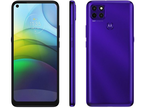 Smartphone Motorola G9 Power 128GB XT2091 Roxo