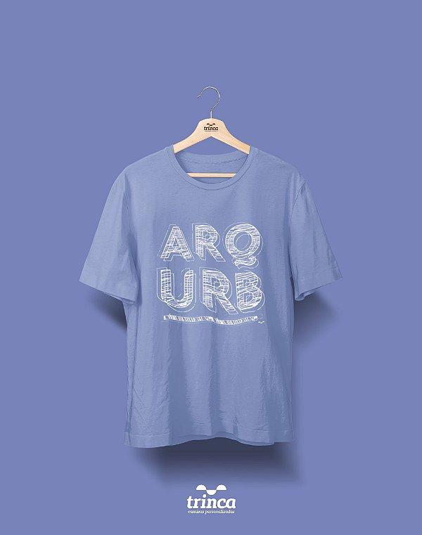 Camisa Arquitetura e Urbanismo - 3D - Premium