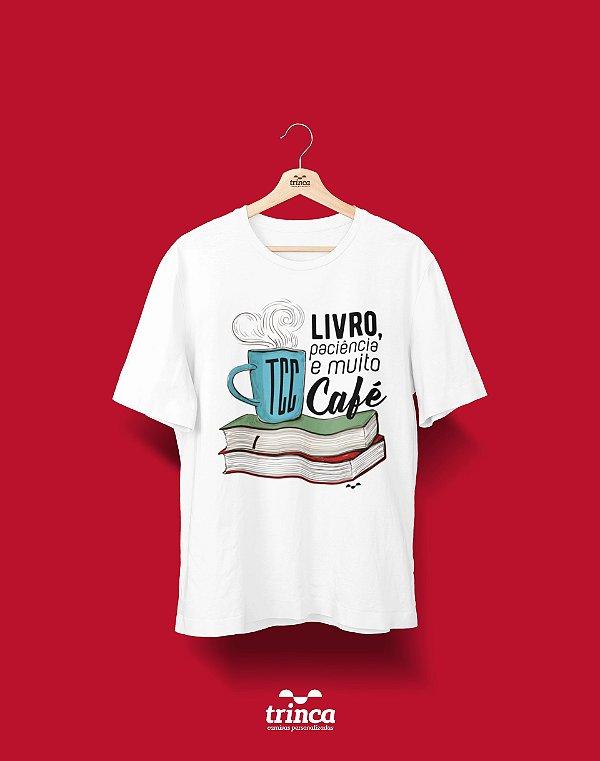 Camisa Universitária - TC Coffee  - Premium