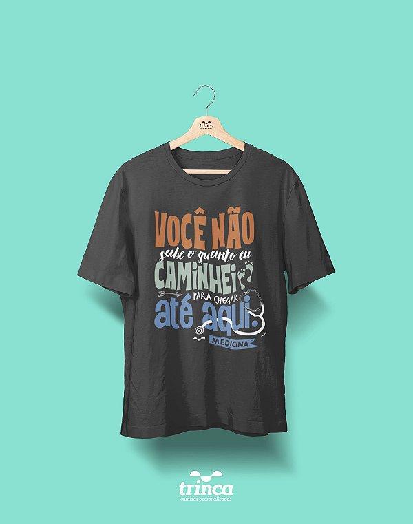 Camisa Medicina - A Estrada - Premium