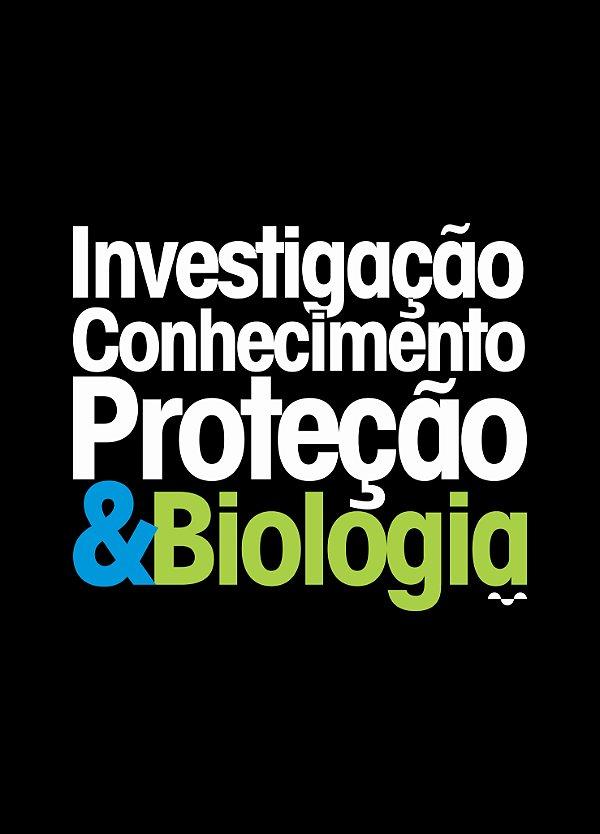 Camisa Biologia - CSI: Bio - Preta - Basic
