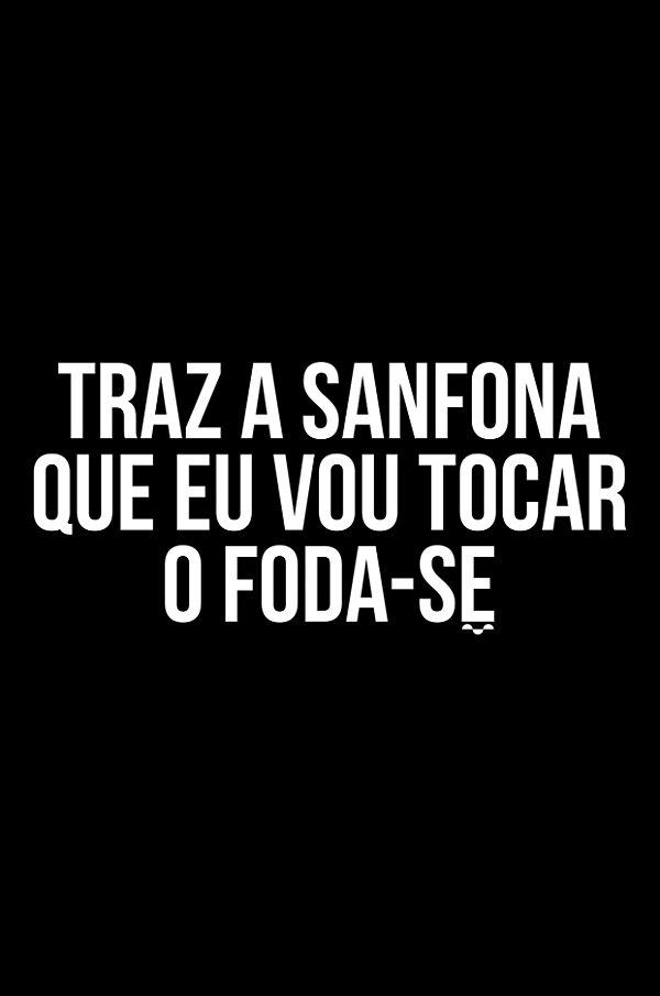 Camisa Especial Carnaval - Ô da sanfona!- Basic