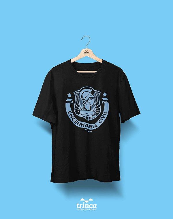 Camisa Universitária Engenharia Civil - Basicona - Basic