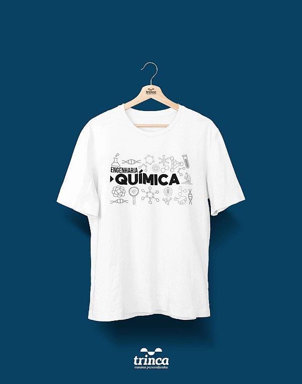 Camisa Universitária Engenharia Química - Transformações - Basic