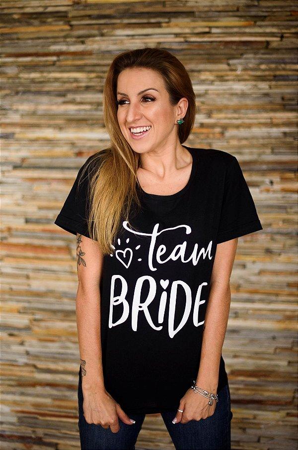 Camisa Coleção Megazap - Team Bride