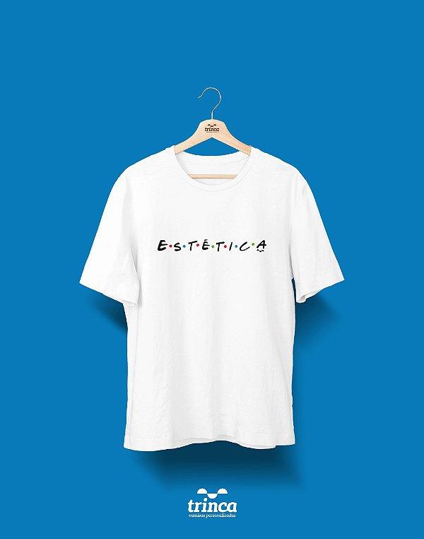 Camisa Universitária Estética - Friends - Basic
