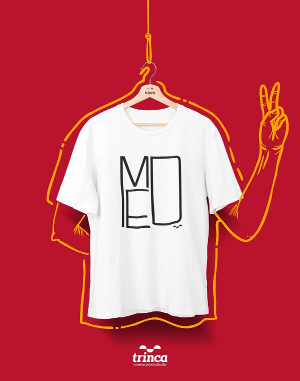 Camiseta Universitária - Medicina - Minimal - Basic