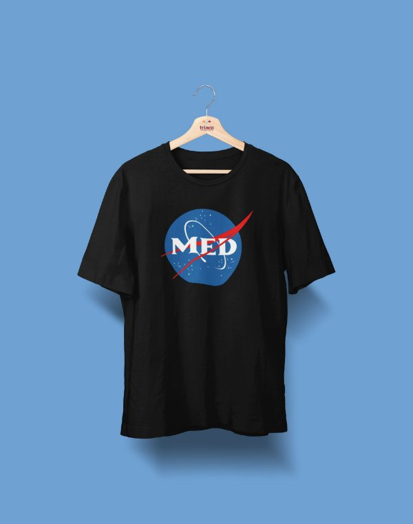 Camiseta Universitária - Medicina - NASA - Basic