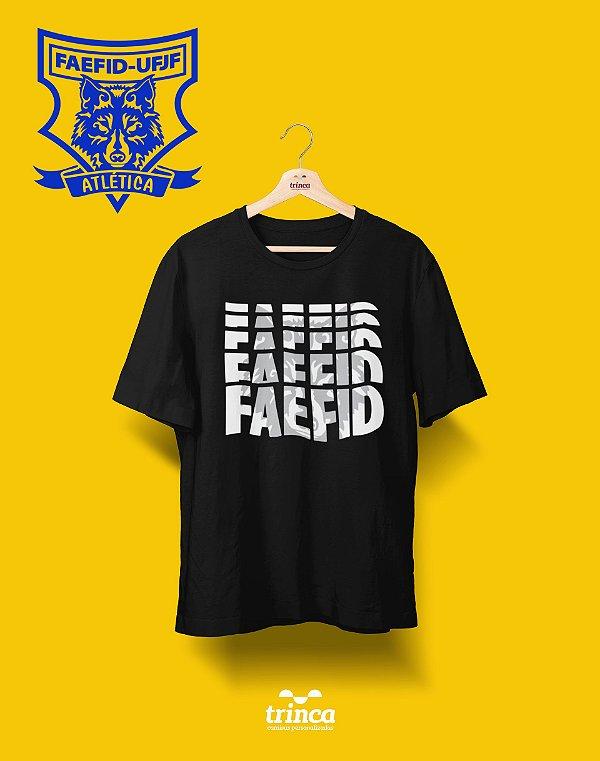 Camiseta Faefid 2 - Basic