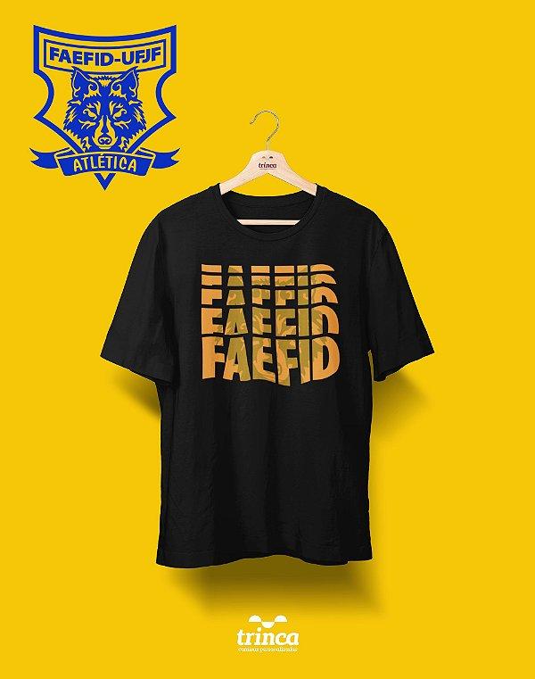 Camiseta Faefid 3 - Basic