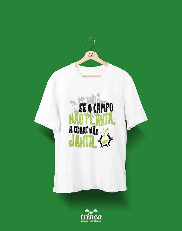 Camisa Agronomia - O que seria do seu PF? - Basic