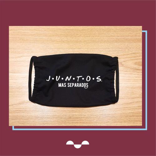Máscara de Proteção Individual - Estampa 10  - (100% algodão - Reutilizável - Lavável)