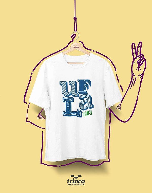 Camiseta - Coleção Sou Federal - UFLA - Basic