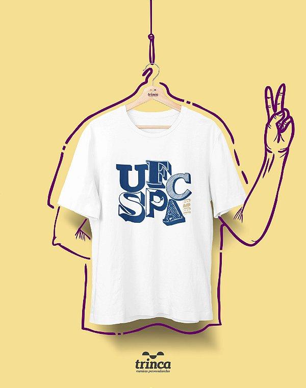 Camiseta - Coleção Sou Federal - UFCSPA - Basic