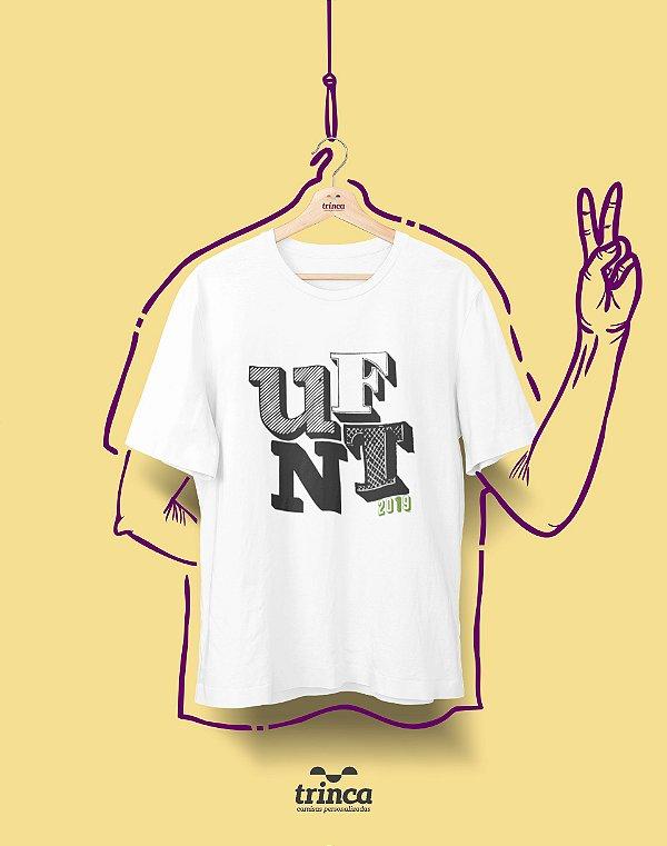 Camiseta - Coleção Sou Federal - UFNT - Basic