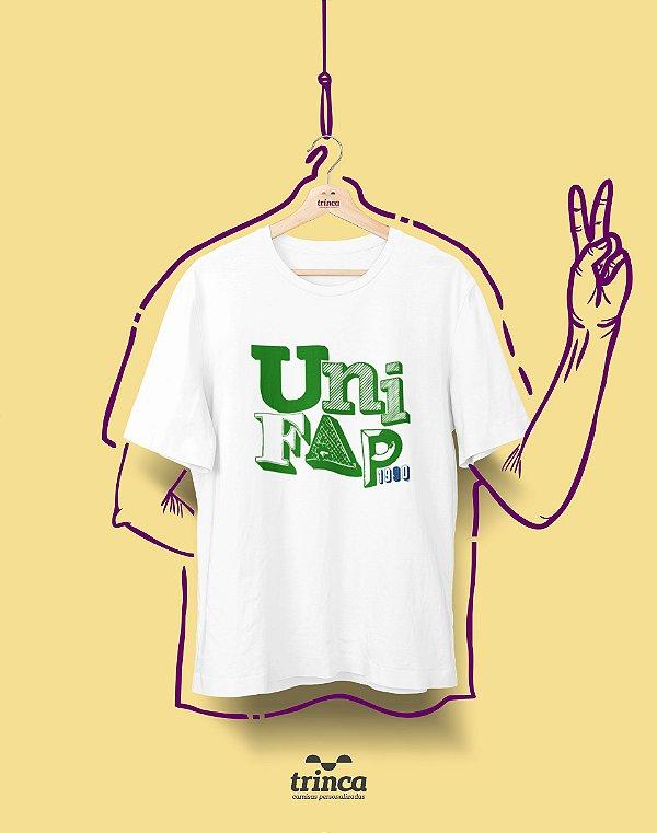 Camiseta - Coleção Sou Federal - UNIFAP - Basic