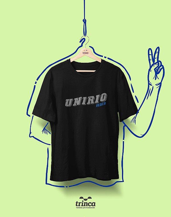 Camiseta - Coleção Somos UF - UNIRIO - Basic