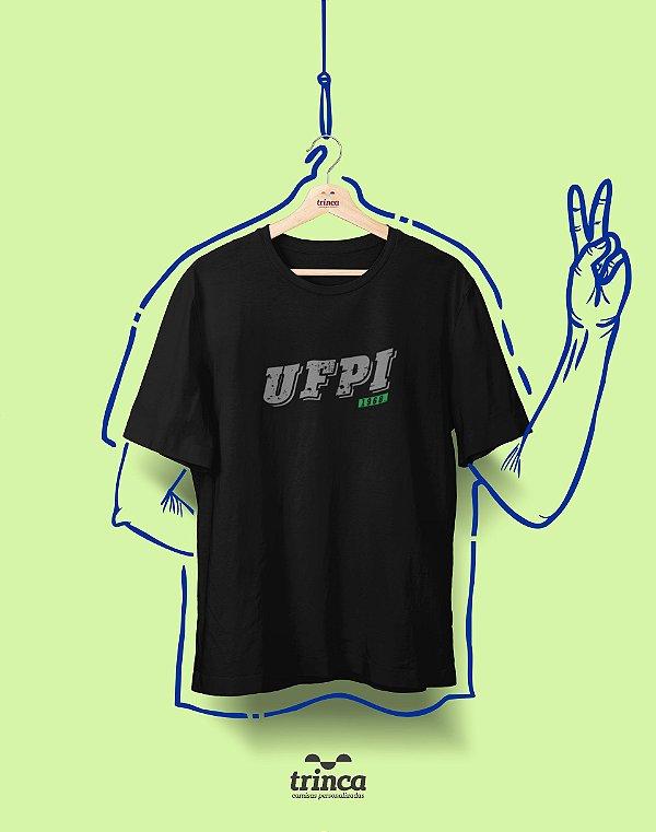 Camiseta - Coleção Somos UF - UFPI - Basic