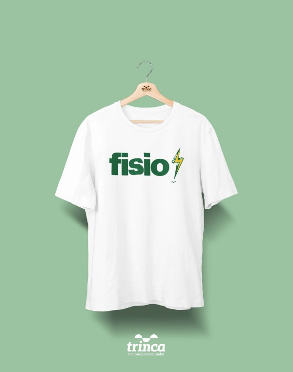 Camisa Universitária Fisioterapia - Fisio - Basic