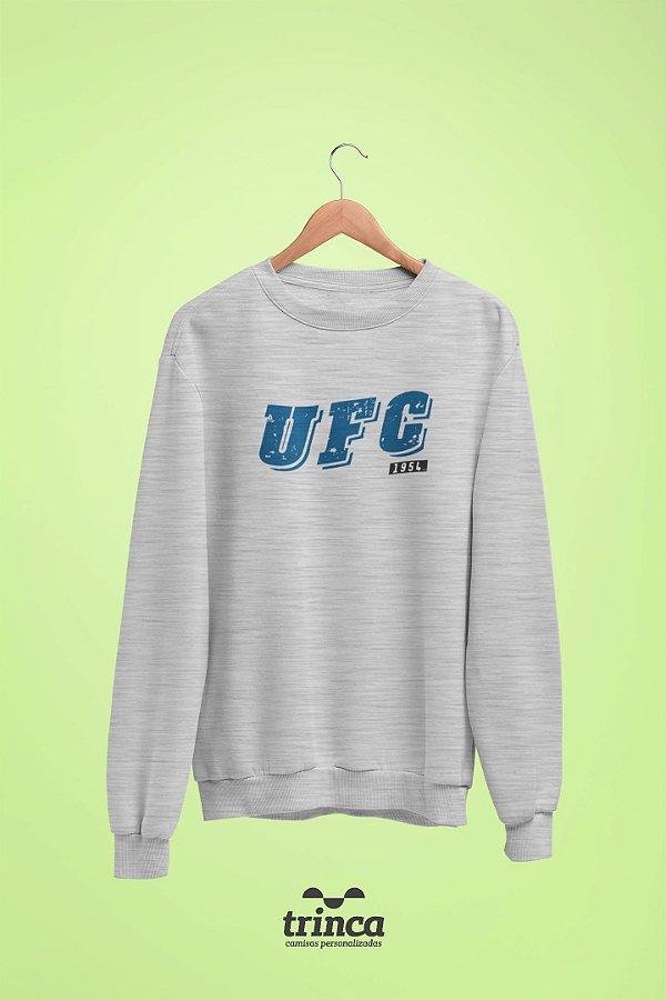Moletom Básica (Flanelado) - Coleção Somos UF - UFC