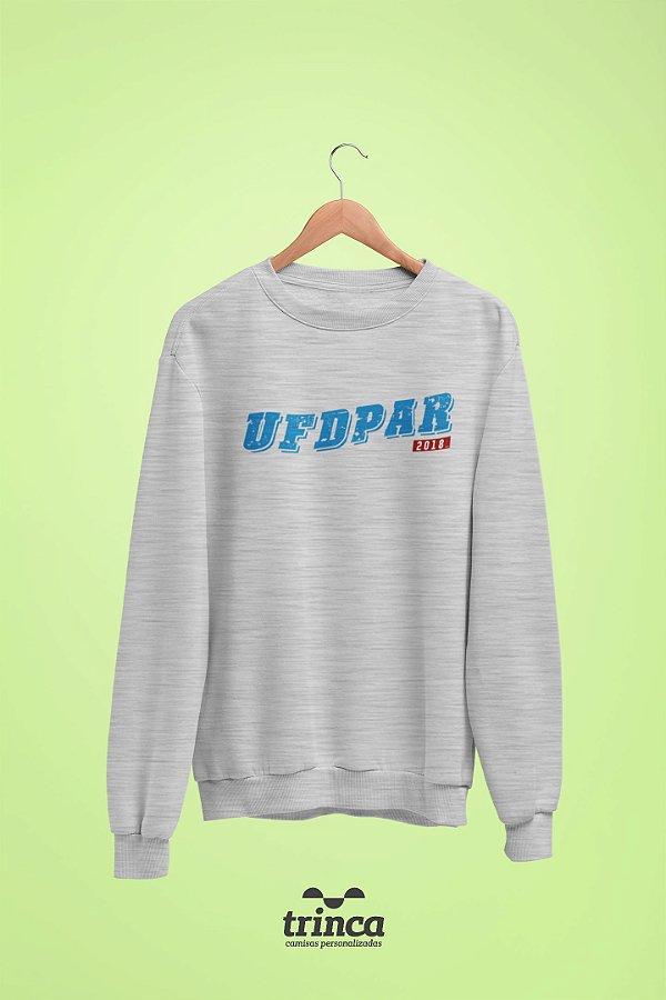 Moletom Básica (Flanelado) - Coleção Somos UF - UFDPAR