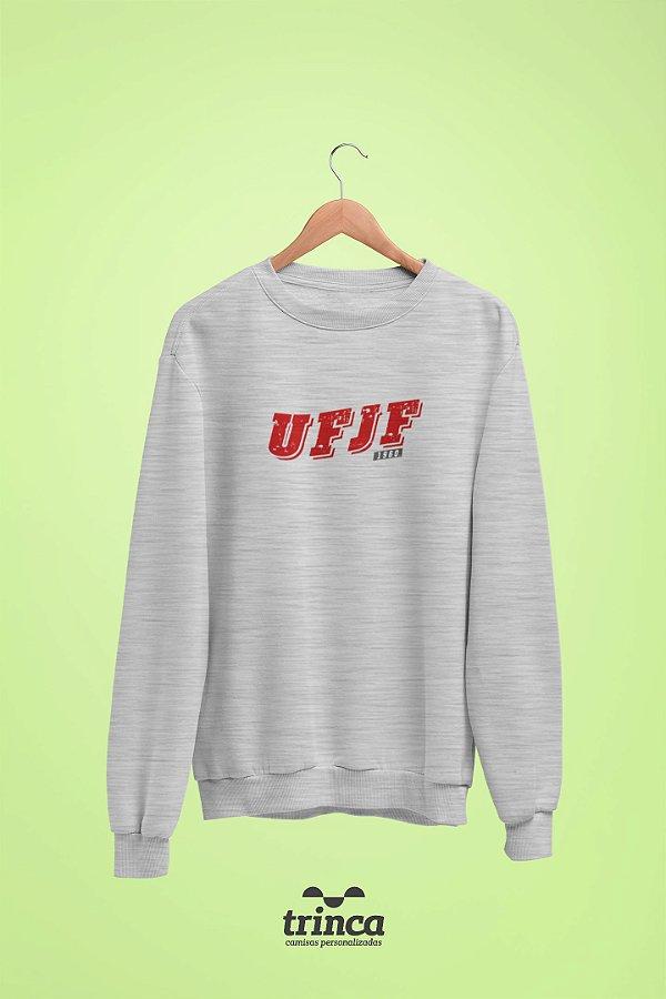 Moletom Básica (Flanelado) - Coleção Somos UF - UFJF