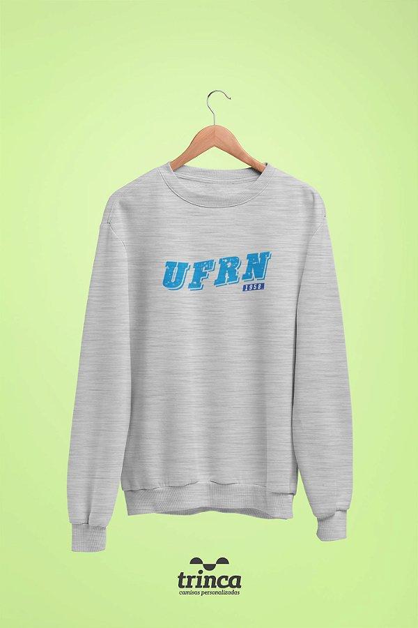 Moletom Básica (Flanelado) - Coleção Somos UF - UFRN