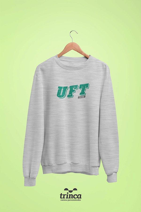 Moletom Básica (Flanelado) - Coleção Somos UF - UFT