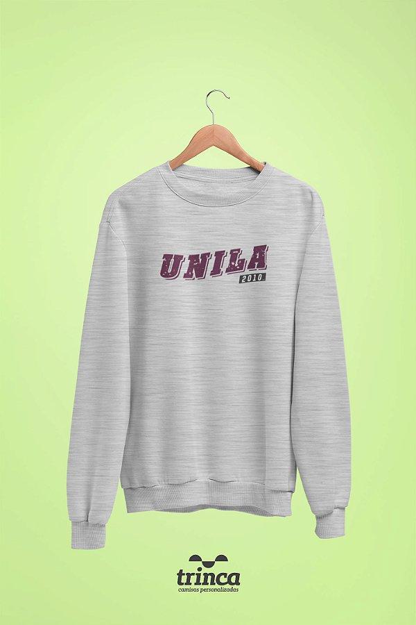 Moletom Básica (Flanelado) - Coleção Somos UF - UNILA
