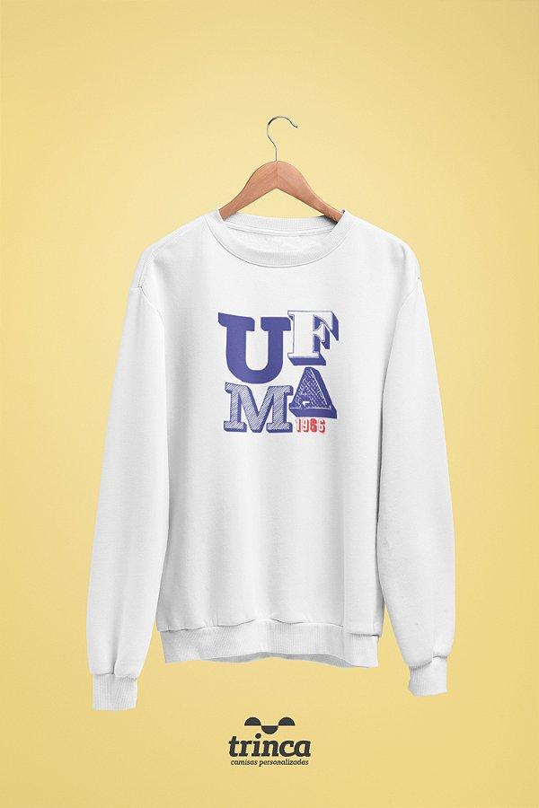 Moletom Básica (Flanelado) - Sou Federal - UFMA