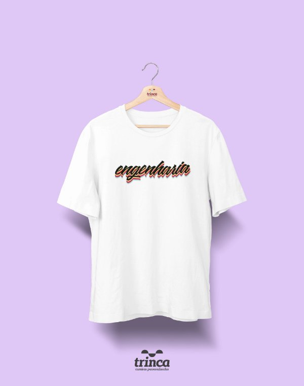 Camiseta - Coleção Grafite - Engenharia - Basic