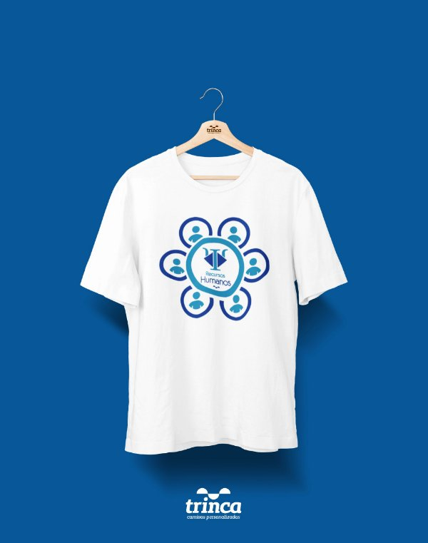 Camisa Universitária Recursos Humanos - Círculo Social - Basic