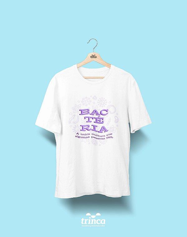 Camisa Universitária Biomedicina - Cultura - Basic
