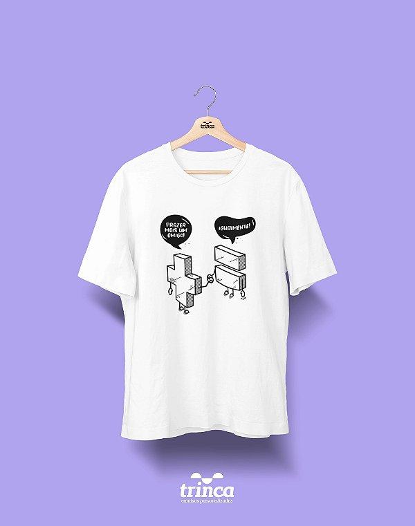 Camisa Universitária Matemática - Matematicamente - Basic